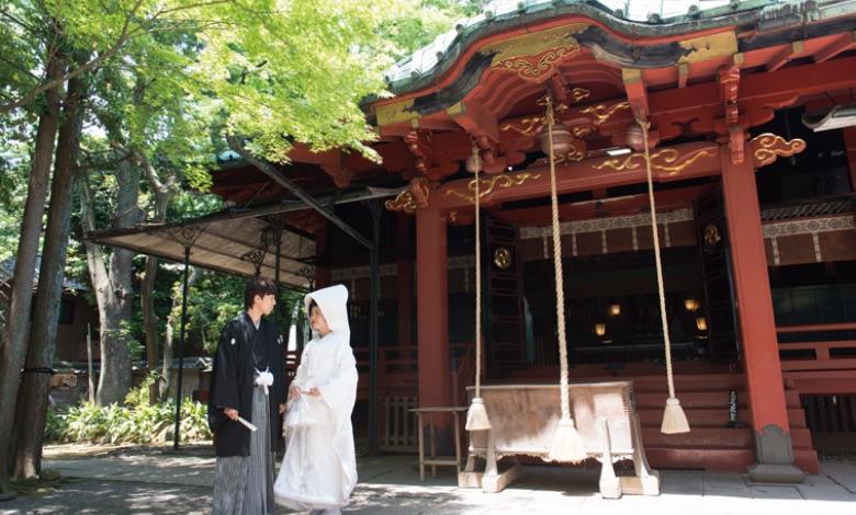 神前結婚式のプロデュース