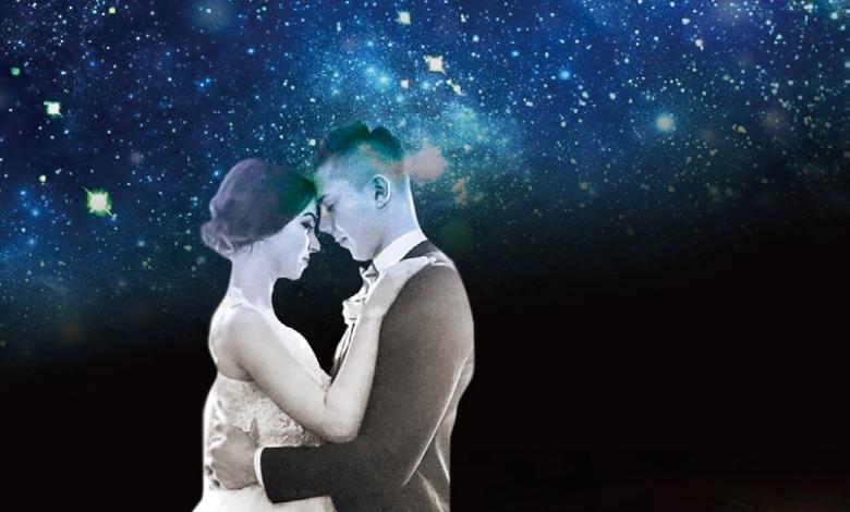 宇宙での結婚式プロデュース