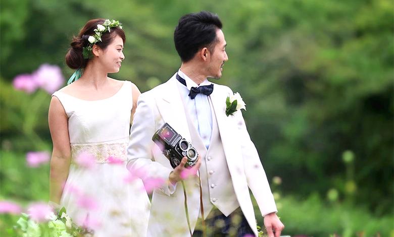 ガーデン結婚式プロデュース