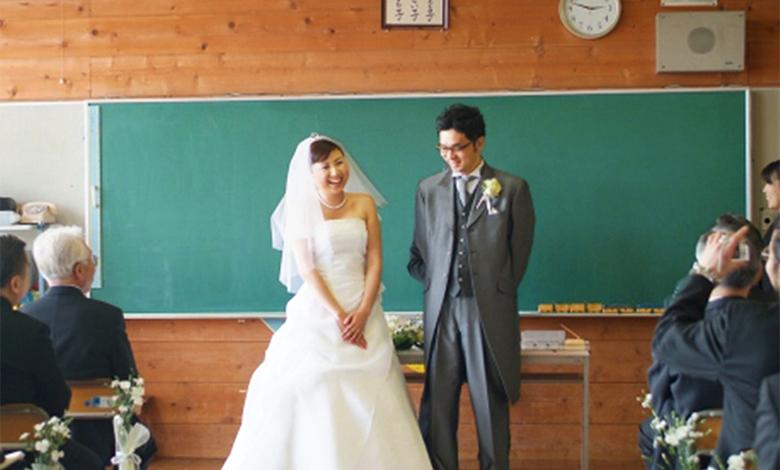 学校結婚式プロデュース