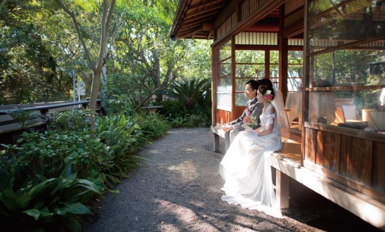古民家での結婚式のプロデュース