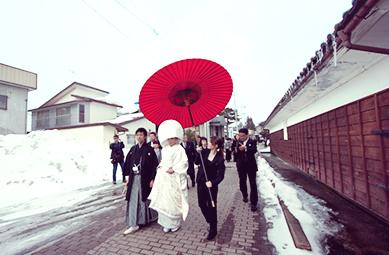 地元婚/ふるさと結婚式